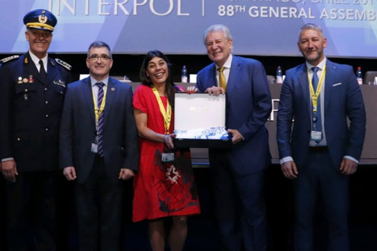 88 Asamblea General de Interpol